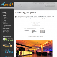 http://www.bowling4vents.fr